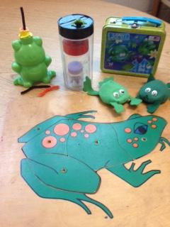 frog activities 1