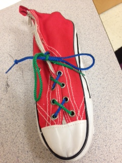 shoelace picture